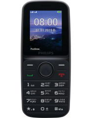 Philips E109 Xenium (Black)