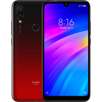 Xiaomi Redmi 7 3/32GB (Red) EU - Международная версия