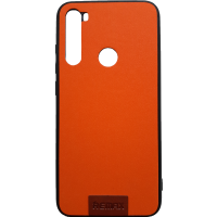Чехол Remax Tissue Xiaomi Redmi Note 8 (оранжевый)