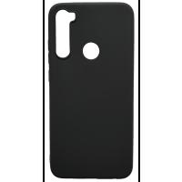 Чехол Soft Touch Xiaomi Redmi Note 8 (черный)