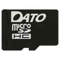 Карта памяти Dato micro SD 4gb (4cl)