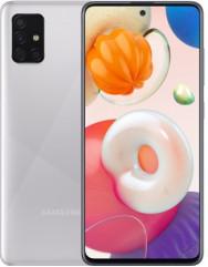 Samsung A515F Galaxy A51 6/128 (Crush Silver) EU - Офіційний