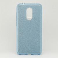 Чехол Shine Xiaomi Redmi 5 Plus (голубой)
