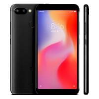Xiaomi Redmi 6 3/64GB (Black) EU - Международная версия