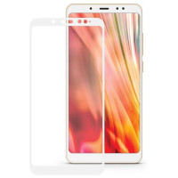 Стекло Xiaomi Redmi S2 (5D White) 0.33mm
