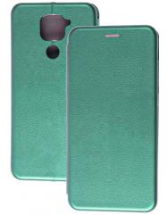 Книга Premium Xiaomi Redmi Note 9 (зеленый)