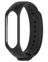 Ремінець для Xiaomi Band 3/4 (Black)
