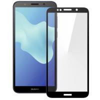 Стекло Huawei Y5 I8 (5D Black)