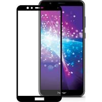 Защитное стекло Huawei Honor 7x (3D Black) 0.33mm