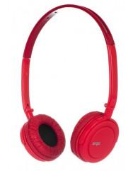 Накладные наушники Ergo VM-330 (Red)