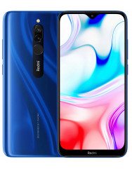Xiaomi Redmi 8 4/64GB (Blue) EU - Офіційний