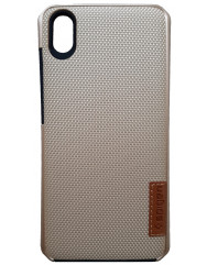 Чохол SPIGEN GRID Xiaomi Redmi 7а (золотий)