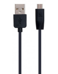 Кабель Hoco X1 Rapid Micro (черный) 1м