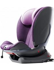 Автокрісло Xiaomi Qborn Safety Seat QQ666 (Romantic Purple)