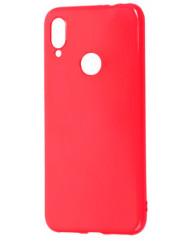 Чохол силіконовий Momo Xiaomi Redmi Note 7 (червоний)