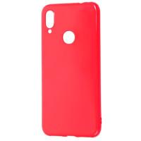 Чехол силиконовый Momo Xiaomi Redmi Note 7 (красный)