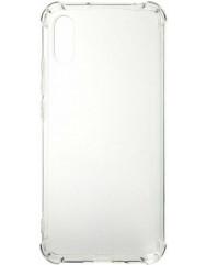 Чехол усиленный для Xiaomi Redmi 9a (прозрачный)