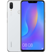 Huawei P Smart+ 2018 4/64Gb White - Официальный