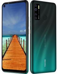 TECNO Spark 5 Pro 4/64 (KD7) Dual Sim (Ice Jadeite) EU - Официальный