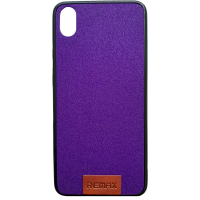 Чехол Remax Tissue Xiaomi Redmi 7a (фиолетовый)