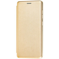 Книга Premium Samsung Galaxy A51 (золотой)