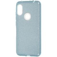 Чехол Shine Xiaomi Redmi 7 (голубой)