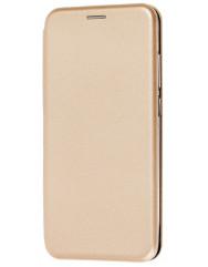Книга Premium Xiaomi Redmi Note 8 Pro (золотой)