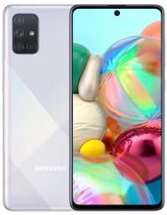 Samsung A715F Galaxy A71 6/128 (Silver) EU - Міжнародна версія