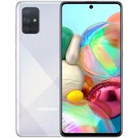Samsung A715F Galaxy A71 6/128 (Silver) EU - Международная версия