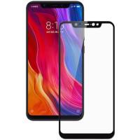 Стекло Xiaomi Mi Max 3 (5D Black) 0.33mm