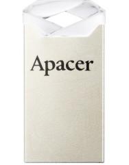 Флешка USB Apacer AH111 16Gb (Crystal)