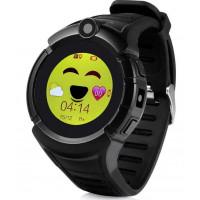 Детские GPS-часы Q360 GPS (Black)