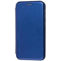 Книга Premium Samsung Galaxy M21/M30s (синий)