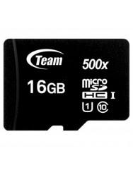 Карта памяти Team micro SD 16gb (10cl)