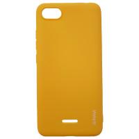 Чехол Inavi Simple Color Xiaomi Redmi 6a (желтый)