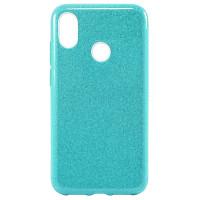 Чехол Shine Xiaomi Redmi 7a (синий)