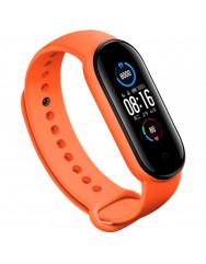Ремінець для Xiaomi Band 5/6 (Orange)