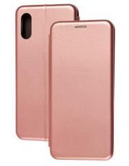Книга Premium Samsung Galaxy A02 (бронзовий)