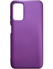 Чохол Silicone Case Poco M3/Redmi 9T (бузковий)