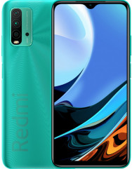 Xiaomi Redmi 9T 4/128 NFC (Ocean Green) EU - Офіційний