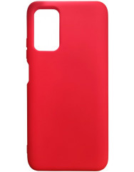 Чохол Silicone Case Poco M3/Redmi 9T (червоний)