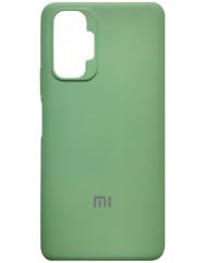 Чохол Silicone Case Xiaomi Redmi Note 10 Pro (м'ятний)
