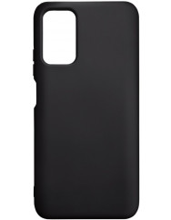 Чохол Silicone Case Poco M3/Redmi 9T  (чорний)
