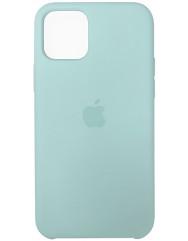 Чохол Silicone Case Iphone 11 Pro (бірюзовий)
