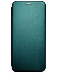 Книга Premium Samsung Galaxy A32 (темно-зелений)