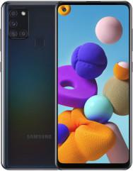 Samsung A217F Galaxy A21s 4/64Gb (Black) EU - Міжнародна версія