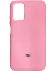 Чохол Silicone Case Poco M3/Redmi 9T (рожевий)