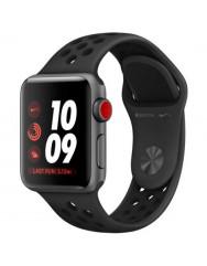 Ремінець Sport Nike+ для Apple Watch 38/40mm (чорний)