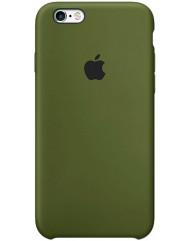 Чохол Silicone Case Iphone 5/5s/SE (хакі)