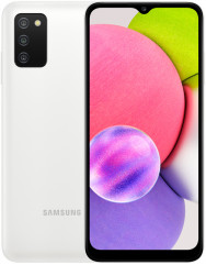 Samsung A037F Galaxy A03s 3/32Gb (White) EU - Офіційний